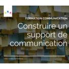 Construire un support de communication