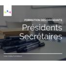 Formation : présidents et secrétaires