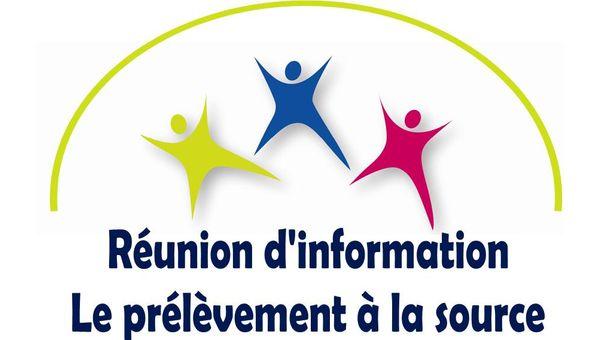 Réunion d'information : le prélèvement à la source et les associations