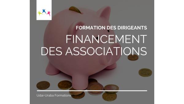 Formation des dirigeants : Financement des Associations