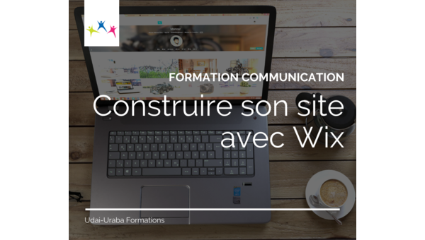 Formation communication : construire son site avec Wix