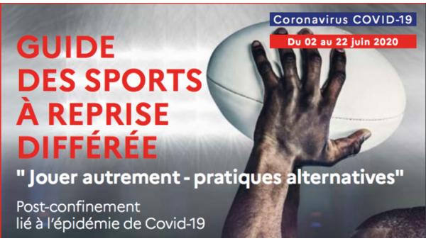 Feu vert pour l'ouverture des équipements sportifs (ministère des sports)