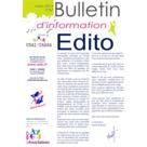 Bulletin d'information n° 67 mars 2019