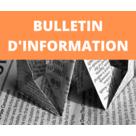 Bulletin d'information n° 72 septembre 2020